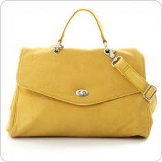 FREDsBRUDER Tasche - Satchel - Canary Yellow