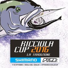 Ready to #ricciolacup #pyroricciolacup at #isoladelgiglio #toscana #tuscany #shimano #bwa #saltwater #sportfishing #pyrofishing #fishing #yellowtail #fishon #thewaterismystadium #bigfish stay tuned!