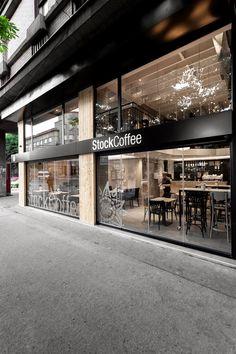 Coffeeshop in Serbia