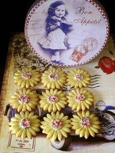 Galletas margaritas