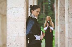 Risque Religious Captures - Bella Tokaeva Photography Showcases Intimate Moments Between Nuns (GALLERY)