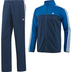adidas Mens Iconic Knit Track Suit  6cf7c62e2b