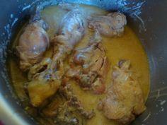 poulet en cocotte a la créme