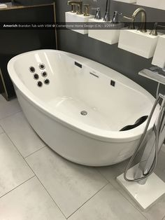 Bathroom Showrooms Torrance Ca americh madison oval tub @ pacific sales - torrance (ca) - 4/2017