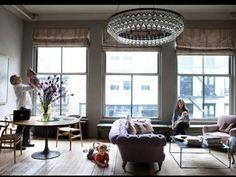abcinteriors.de • Klassische Soho Loft im Herzen von New York