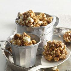 Vanilla Bean Toffee Popcorn. Extremely addicting! Easy recipe!