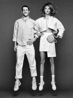 Daria & Jacquemus by Nico