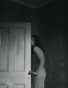 Irina Kravchenko photographed by Julia Hetta for AnOther Magazine, Spring 2013