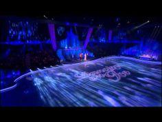 ▶ Dancing on Ice 2014 Ray Quinn Flying - Semi Final