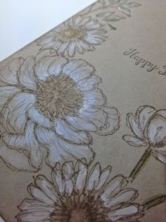 Something new from our Catalogue - Bloom with Hope