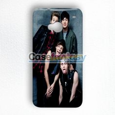 5 Second Of Summer Personel Act HTC One M7 Case | casefantasy