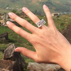 Goldenhour in the mountains in Sapa my hands look so brown right now  #lasand #vietnam #sapa #goldenhour by lasand_jewellery