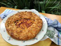 Őszibarackos pite