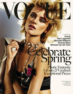 Vogue Netherlands, April 2013.