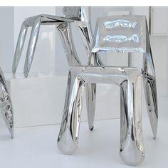 Chaise design CHIPPENSTEEL - ZIETA PROZESSDESIGN
