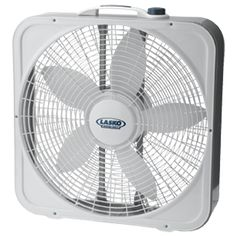 20 Weather Shield Premium Box Fan Plus Model 3743 Lasko Box Fan Portable Fans