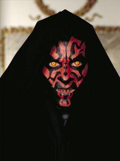 Still of Ray Park in Star Wars: Episode I - The Phantom Menace (1999)