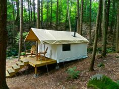 The Newest, most luxe camping spots in the U.S.