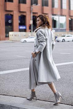 Grey Layers – http://tsangtastic.com | Instagram @tsangtastic