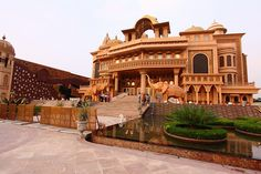 1772 Kingdom of Dreams - Delhi, India India Travel, Italy Travel, Gauhar Khan, Usa Places To Visit, India Gate, Valley Park, States Of India, Facade Design, Packing Tips For Travel