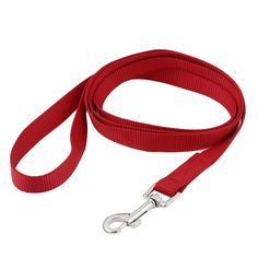 Uxcell Nylon Pet Dog Swivel Hook Training Walk Lead Leash Rope, 150cm, Red * You can get more details by clicking on the image. (This is an affiliate link and I receive a commission for the sales)