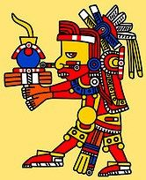 "PILTZINTECUHTLI (""the young prince"") 