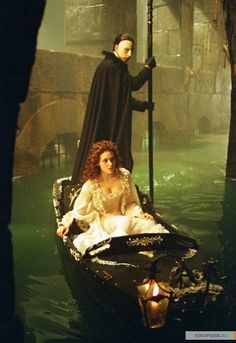 The Phantom of the Opera (2004) <3 love this movie and the fact that Gerard Butler is the phantom