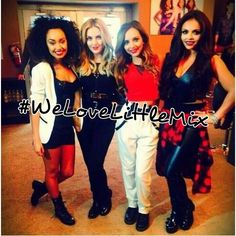 TO SHOW OUR LOVE TO THE BOYS AND LITTLE MIX PLEASE GET THIS TRENDING!  LET'S MAKE THEM PROUD