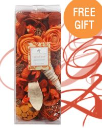 Happy Mother's Day !Get Aromatic Box of Potpourri worth Rs 275/-free with every purchase.No minimum Purchase Value. Use Coupon Code MOTHERSDAY13. Offer Valid till 12th May 2013.