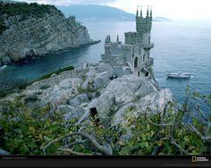 Swallow's Nest castle - Ukraine