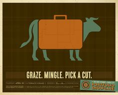 Portfolio Showcase Small Business Poster by Whiskey Design, via Flickr.