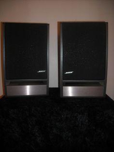 Pair of Bose Model 141 Bookshelf Speakers #Bose