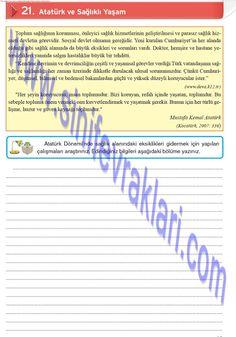 8. Sınıf İnkılap Tarihi Top YayınlarıÇalışma Kitabı Cevapları Sayfa 69   8. Sınıf İnkılap Tarihi Top Yayınları Çalışma Kitabı Cevapları Sa... Social Security
