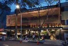 Ciudad de México: Mercado Roma - Rojkind Arquitectos