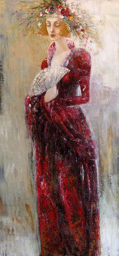 ♪ Arte de Ludmila Curilova