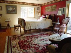 bed and breakfast victorian rooms - Google Search