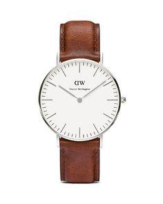 Daniel Wellington Classic St. Andrews Watch, 36mm   Bloomingdale's