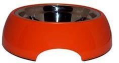 ModaPet Steel Pupaya Dog Bowl for Medium to Large Dogs