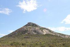 Frenchman's Peak located at Cape Le Grand National Park near Esperance, Western Australia
