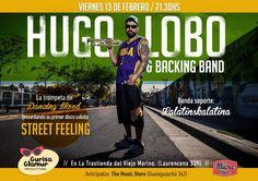 Hugo Lobo & Backing Band en Paraná Entrá en el Blog de CGCWebRadioArgentina y enterate de todo!!! Seguinos en Twitter: @CGCWebRadioArg (https://twitter.com/CGCWebRadioArg) Facebook: /CGCWebRadioArgentina (https://www.facebook.com/CGCWebRadioArgentina)