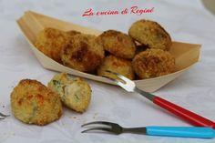Sfizi di gamberetti sono un'antipasto a base di gamberetti dal sapore unico e raffinato, deliziose palline che si sciolgono in bocca