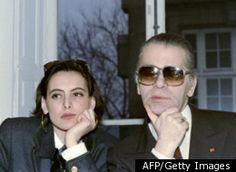 Ines and Karl--early days
