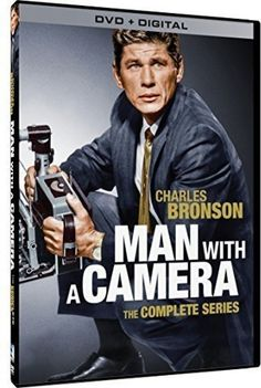 Buy it before it ends. There is always many products on sae upto - Man With A Camera - The Complete Series (DVD + Digital) - Buy Technology Top Digital Cameras, Don Gordon, Kangaroo Court, Charles Bronson, Love Boat, Capture Photo, Mobile Shop, Old Tv, Classic Tv