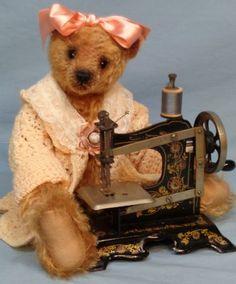 Abagail by Donna Hinkelman (Bainbridge Bears)