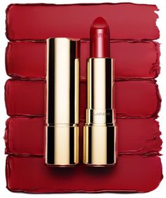 Beauty brand Clarins has announced the launch of its reformulated Joli Rouge Lipstick. Revamped with a new moisture-enriched formula, Joli Rouge now comes in a new spectrum of lip-enhancing. Beauty Trends, Beauty Hacks, Makeup Trends, Beauty Tips, Long Wear Lipstick, Cosmetic Design, Latest Makeup, Bold Lips, Makeup Lips