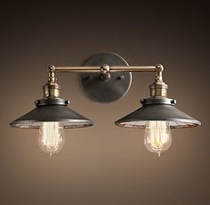 Bath lights - Wall | Restoration Hardware