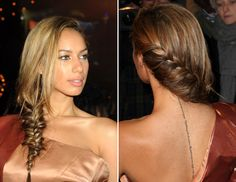 DIY Romantic Fishtail Braid