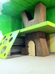 kids magical indoor playhouses   modern kids, playrooms and indoor