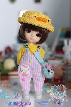 Sweetie candy , Clothes for a doll BJD Lati Yellow/ Pukifee/Luts TinyDelf/ Secret doll by SweetItMyWayShop on Etsy https://www.etsy.com/listing/520886501/sweetie-candy-clothes-for-a-doll-bjd