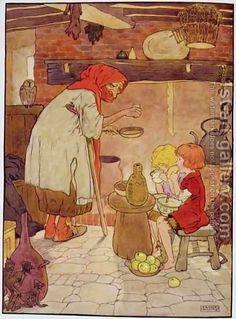 Frank Adams - Hansel & Gretel